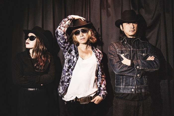 """浅井健一&THE INTERCHANGE KILLS、""""SEXY STONES RECORDS""""設立20周年企画の第2弾である東名阪ツアー開催発表。新アー写も公開"""