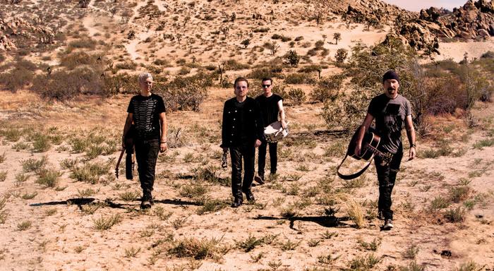 U2、本日12/4開催の来日公演でニュースを発表か。YouTubeで21時より生中継