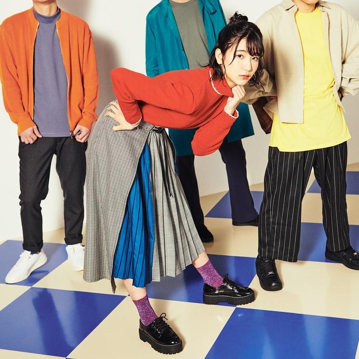"""サイダーガール、最新曲「週刊少年ゾンビ」が本日12/6スタートの""""HUAWEI nova 5T""""TikTokタイアップ・ソングに決定"""