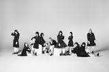 GANG PARADE、ヒャダイン×松隈ケンタのタッグによるダブルA面配信限定シングル『涙のステージ/FiX YOUR TEETH』1/29発売。新ヴィジュアル&ジャケット写真公開