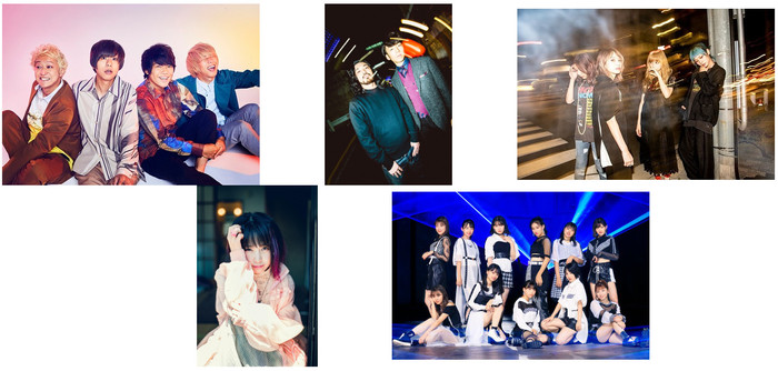 "KEYTALK、Creepy Nuts、SCANDAL、大森靖子、アンジュルム出演。""Melodix! Fes 2020""、来年2/13-14に豊洲PITにて開催"