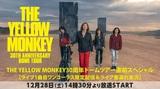 THE YELLOW MONKEY、30周年イヤー記念しニコ生にて5ヶ月連続企画決定。第1弾はドーム・ツアー初日に特別番組オンエア