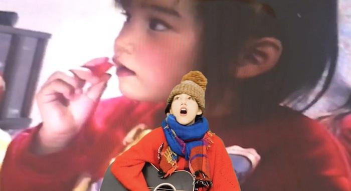 のん、幼少期の自分とコラボした「クリスマスソング」MV公開