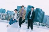 The Floor、本日12/4リリースの2ndアルバム『nest』より「Candy」フルMV公開