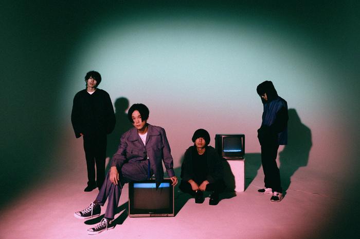 """yeti let you notice、新曲「silver ring」MV公開。Kouta Kaneko(ex-KFK/カフカ)のソロ・プロジェクト""""N.I.L 1979""""とコラボ"""