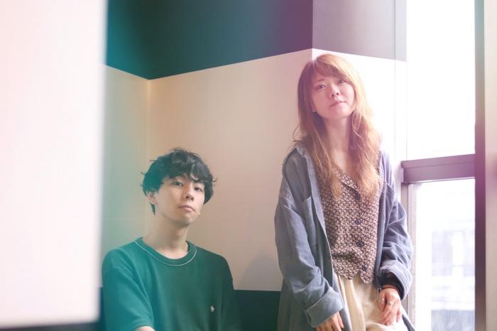 男女ツイン・ヴォーカルのふたり組バンド Youmentbay、3ヶ月連続配信シングル第2弾『Feast』本日12/18リリース