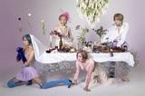 女王蜂、前作から約9ヶ月でニュー・アルバム『BL』2/19リリース決定