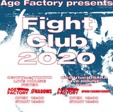 """Age Factory、3月東阪にて開催の自主企画""""Fight Club""""にSPARK!!SOUND!!SHOW!!、SHADOWS出演決定"""