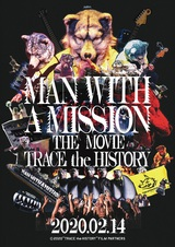 MAN WITH A MISSION、2/14公開となる音楽ドキュメンタリー映画の躍動感溢れるメイン・ヴィジュアル公開。ムビチケ販売情報&購入特典も発表