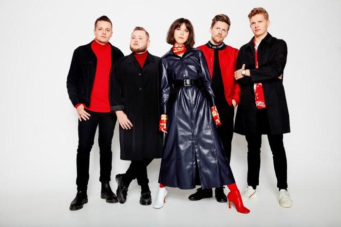 アイスランドの国民的ロック・バンド OF MONSTERS AND MEN、メンバーの急病により1/20-21開催予定の来日公演を延期
