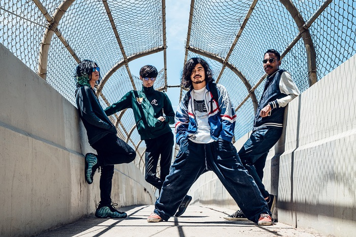 Suspended 4th、1stミニ・アルバム『GIANTSTAMP』より「97.9hz」MV公開