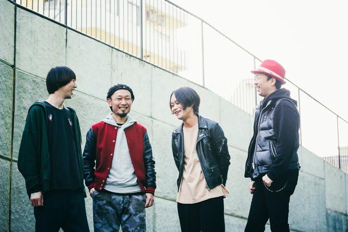 ガガガSP、デビュー20周年感謝祭の第1弾として3/18ニュー・アルバム『ストレンジピッチャー』リリース。約5年ぶりの6都市ワンマン含むツアー開催も発表
