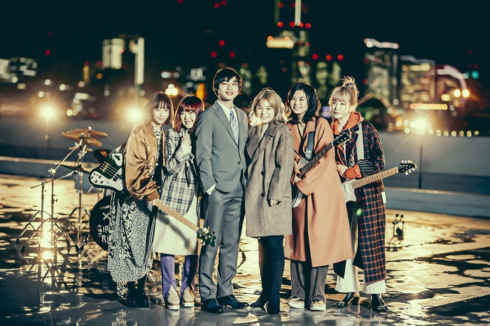 """GIRLFRIEND、清水翔太プロデュース配信シングル「それだけ。」MVを明日1/28公開。同郷の後輩でティーンに人気のモデル""""ほのばび""""出演"""