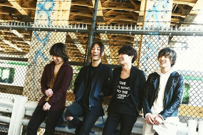 ircle、4/29フル・アルバム発売&5月よりリリース・ツアー開催決定