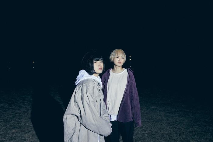 女性ふたり組ロック・バンド なきごと、2ndシングル『sasayaki』3/25リリース決定。全国ツアー開催も