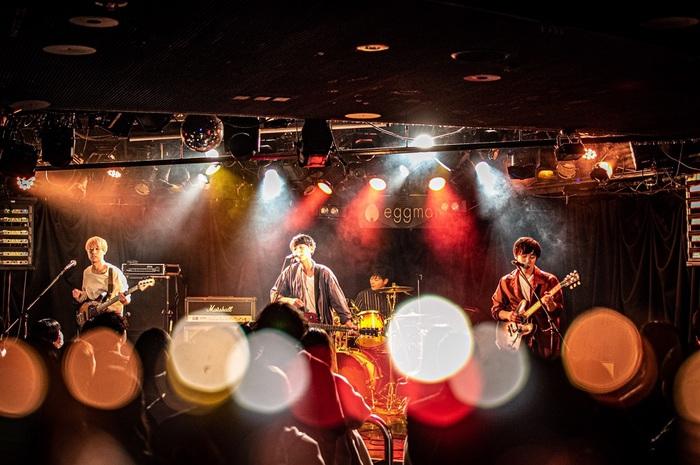 八王子発の4人組 Pororoca、『I Love You -EP-』リリース・ツアー追加公演を2/8八王子Match Voxにて開催
