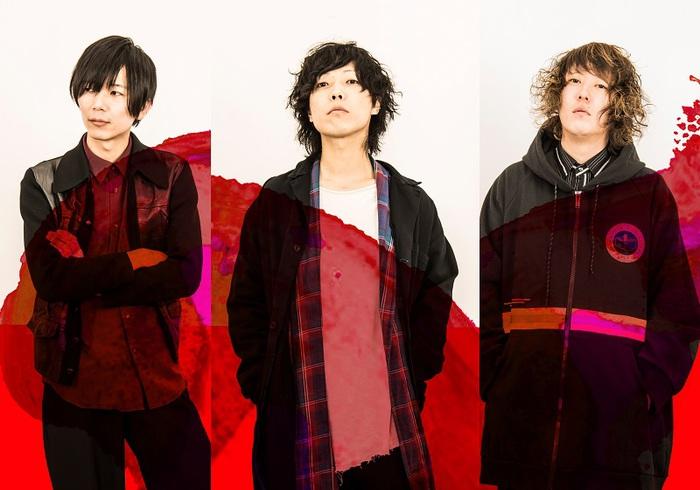 神戸発3ピース・ロック・バンド the cibo、新アー写&2/26リリースのミニ・アルバム『Midnight Habit』トレーラー映像公開