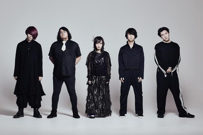 """嘘とカメレオン、""""2MAN TOUR -へのへのもへじ-""""対バンにPENGUIN RESEARCH、ネクライトーキー、バンドごっこが決定"""