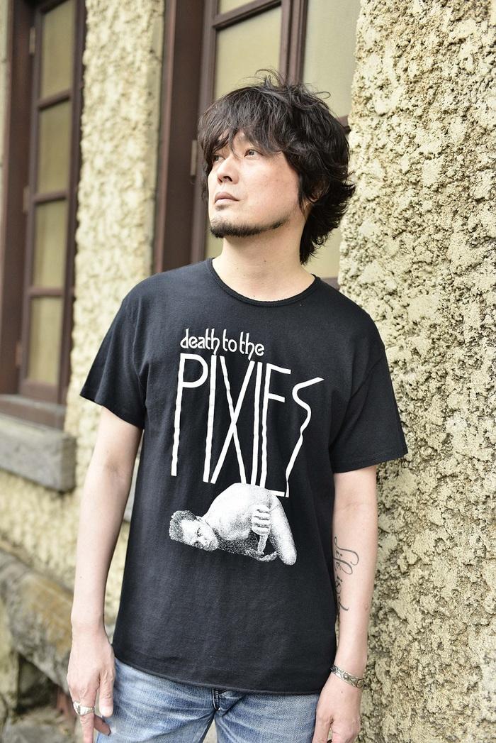 山中さわお(the pillows)、5/14に約7年ぶりのソロ・アルバム『ELPIS』ライヴ会場/通販限定リリース。全国ツアーも開催