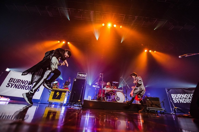 "BURNOUT SYNDROMES、TVアニメ""ハイキュー!!""や""銀魂""、""Dr.STONE""テーマ・ソングなど含むアニメ・コンセプト・ベスト・アルバムをリリース。2021年全国ツアーも決定"