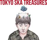 東京スカパラダイスオーケストラ、ベスト・アルバム『TOKYO SKA TREASURES 〜ベスト・オブ・東京スカパラダイスオーケストラ〜』ジャケット公開。大友克洋が描き下ろし