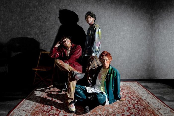 """金廣真悟&ペギ(グッドモーニングアメリカ)がヤマザキヨシミツ(saji)と新バンド""""Asuralbert II""""結成。3曲入り1stシングル配信リリース、3月に東名阪ワンマンも開催"""