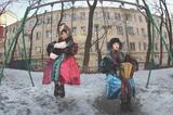 チャラン・ポ・ランタン、3/18リリースのニュー・シングル『コ・ロシア』ジャケット写真、MV、収録楽曲を一挙公開