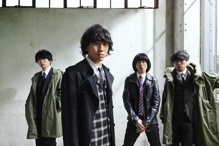 河内REDS、3/25リリースのメジャー1stアルバム『時計じかけのオレたち』引っ提げた全国ツアー・スケジュール最終発表