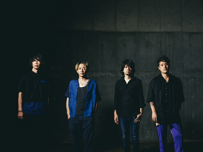 """Nothing's Carved In Stone、ツーマン・ツアー""""Hand In Hand Tour 2020""""渋谷公演2日目にcoldrain出演決定"""