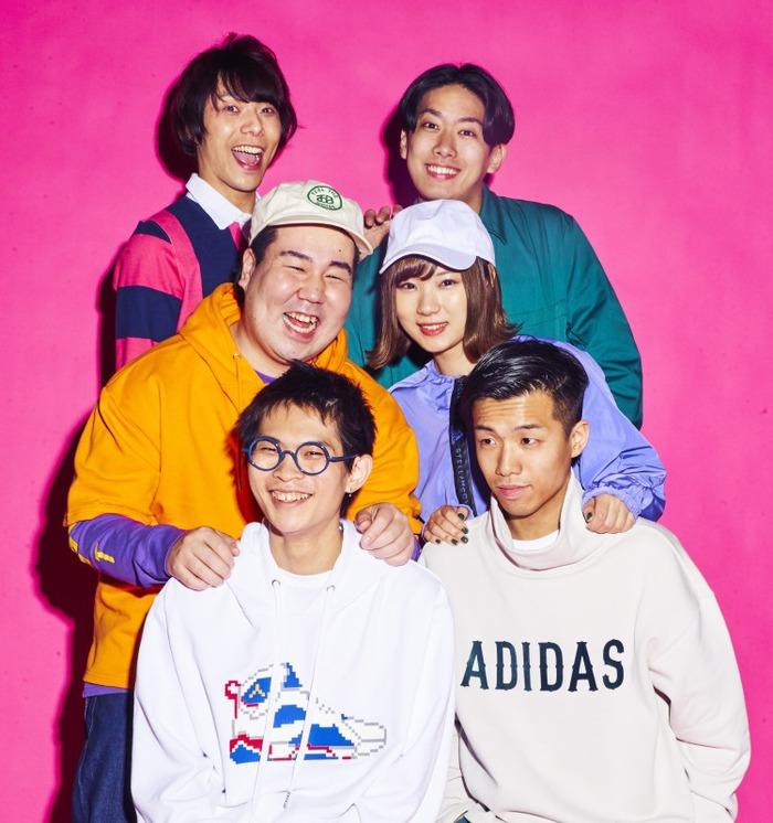 Lucky Kilimanjaro、東名阪ツアー渋谷CLUB QUATTRO追加公演決定