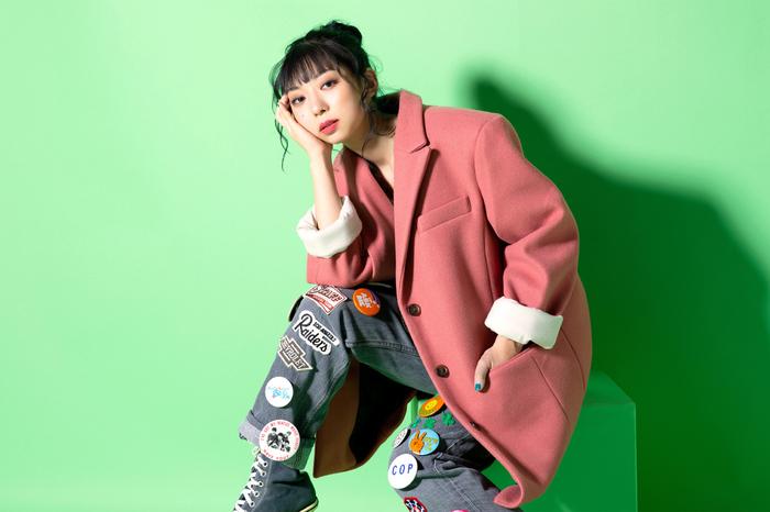 竹内アンナ、1stアルバム『MATOUSIC』より崎山蒼志がゲスト参加した「I My Me Myself」2/19から先行配信。新アー写&アルバム・アートワークも公開
