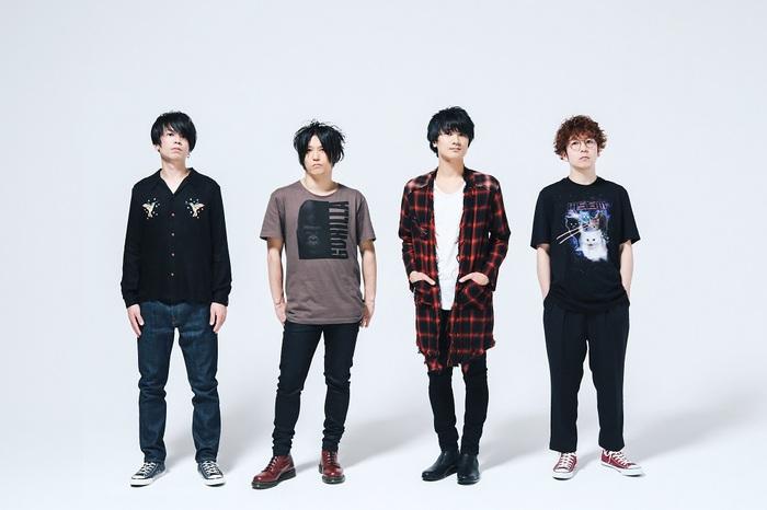 THE KEBABS、本日2/26リリースの1stアルバムから「オーロラソース」MV公開