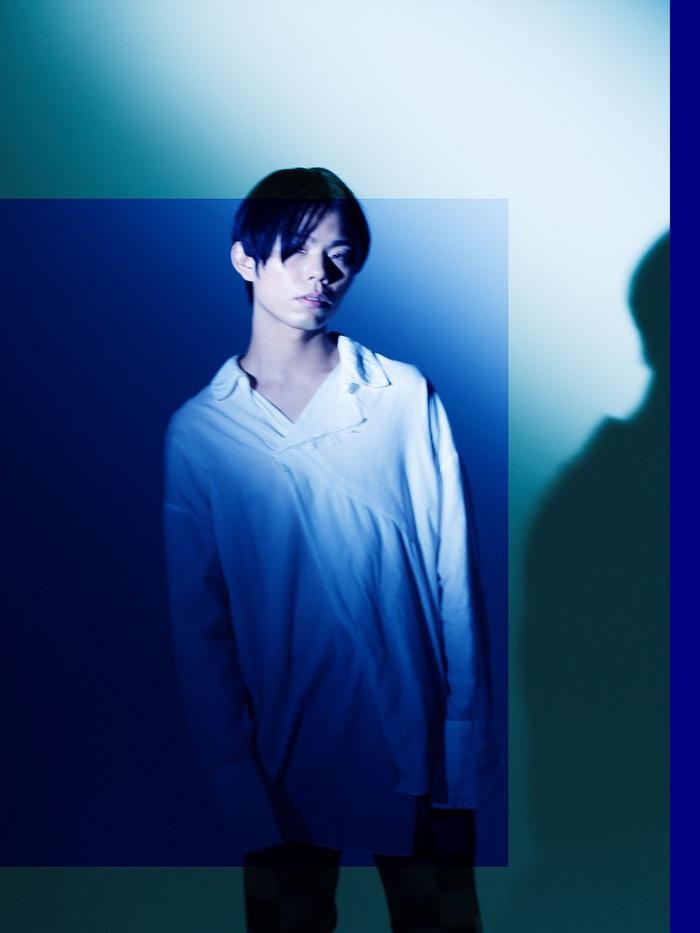神山羊、3/4リリースのメジャー・デビュー・シングル『群青』アートワーク&収録内容公開