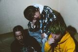 Age Factory、待望のフル・アルバム『EVERYNIGHT』4/29にリリース決定。全国ツアー開催も