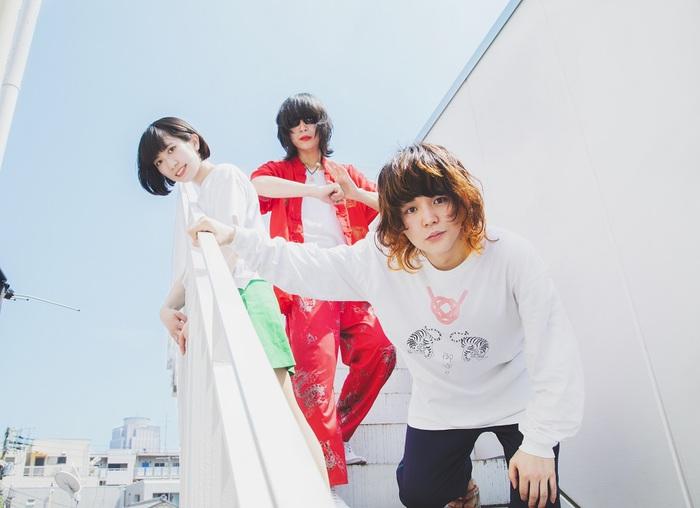 東京町田発の3ピース・ロック・バンド まなつ、本日3/25リリースの3ヶ月連続配信第2弾「夜のこと。」MV公開