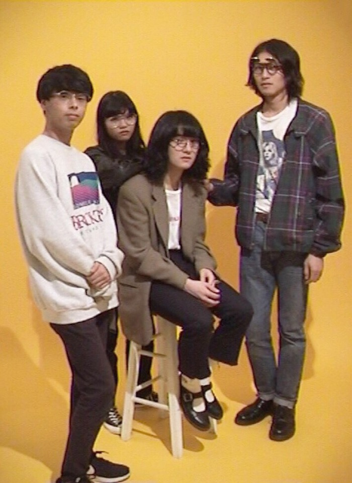 No Buses、トリプルA面シングル『Imagine Siblings / Number Four or Five / Trying Trying』明日3/13リリース