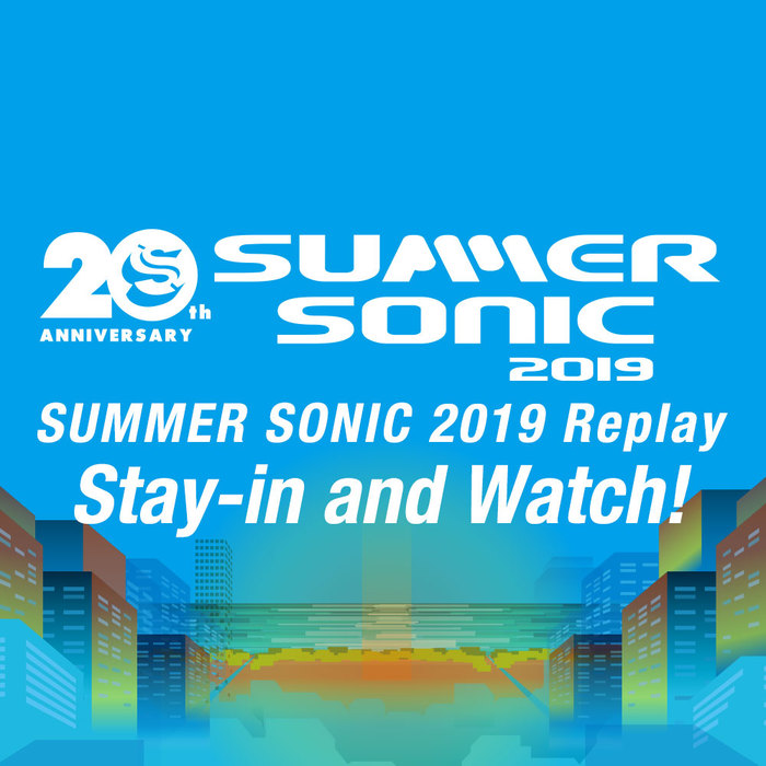 """SUMMER SONIC 2019""でのWEEZER、The Birthday、TWO DOOR CINEMA CLUB、FALL OUT BOYのフル・セット・ライヴ映像が特別配信決定"