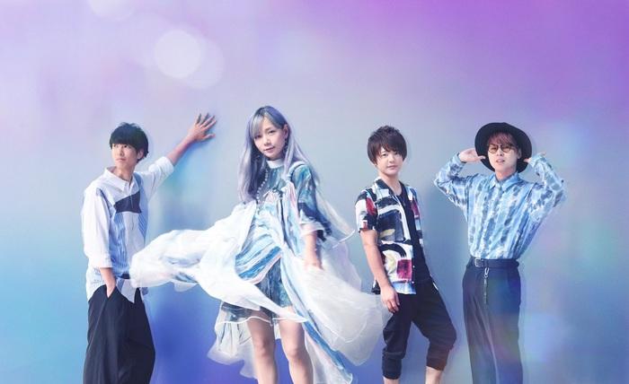 """""""新感覚ファンタジックバンドプロジェクト""""stellafia、8ヶ月連続配信シングル・リリース第3弾「FUTURE」3/22リリース"""