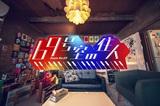 "TOKYO MX""69号室の住人""が本日4/1よりリニューアル。番組オープニングSEはニガミ17才が担当。1、2週目ゲストは後藤正文(ASIAN KUNG-FU GENERATION)"