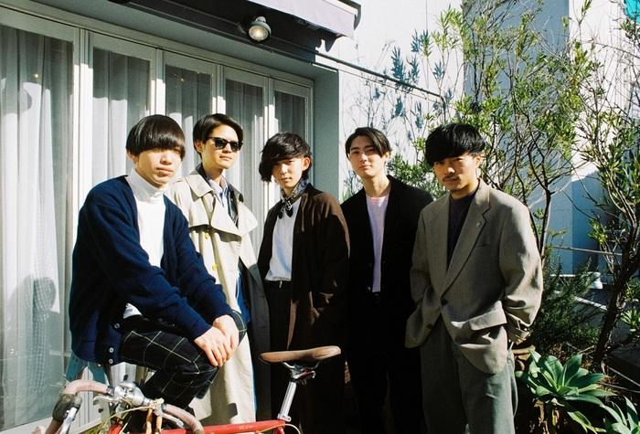 5人組新時代R&Bバンド Chapman、本日4/15リリースの初全国流通盤『CREDO』よりリード曲「Over the rain」MV公開