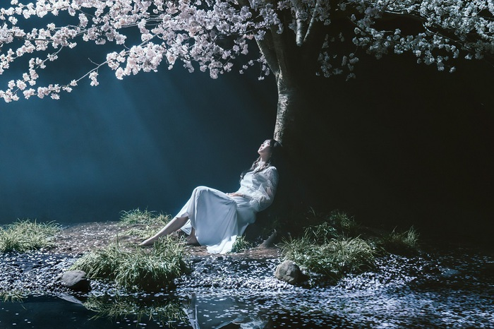 Aimer、YouTubeチャンネル登録者数100万人突破と最新シングル『春はゆく / marie』ヒット記念しMV 10作品一挙フル公開
