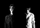 """メガテラ・ゼロ(Mr.FanTastiC)&ろまん西野による新プロジェクト""""BLUES DRIVER""""始動。1stアルバムのリリース、6週連続MV公開と先行配信が決定"""
