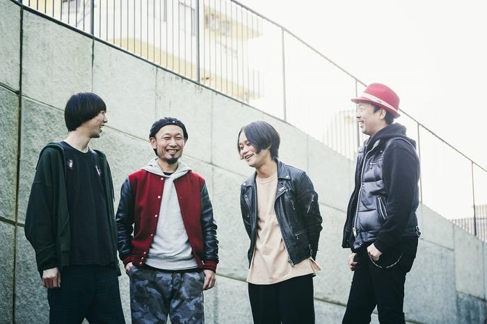 ガガガSP、「もうええ!!はよせえ!!」MV制作のためバンド初のクラウドファンディングに挑戦