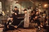 """Official髭男dism、明日4/8放送のTOKYO FM""""SCHOOL OF LOCK!""""内""""ヒゲダンLOCKS!""""にて2020年""""カルピスウォーター""""CMソング「パラボラ」をラジオ初オンエア"""
