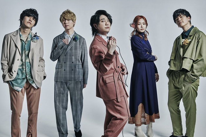 """Mrs. GREEN APPLE、""""ARENA TOUR / エデンの園""""ライヴ映像第2弾「WanteD! WanteD!」公開"""