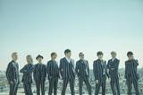 東京スカパラダイスオーケストラ、本日4/22配信リリースのJ-WAVE春のキャンペーン・ソング「倒れないドミノ」リリック・ビデオ公開
