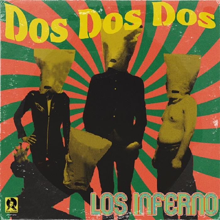 """謎の覆面バンド""""Los Inferno""""、志磨遼平(ドレスコーズ)主催""""JESUS RECORDS""""よりデジタル・シングル「Dos Dos Dos」急遽リリース。売上は新宿レッドクロスに全額寄付"""