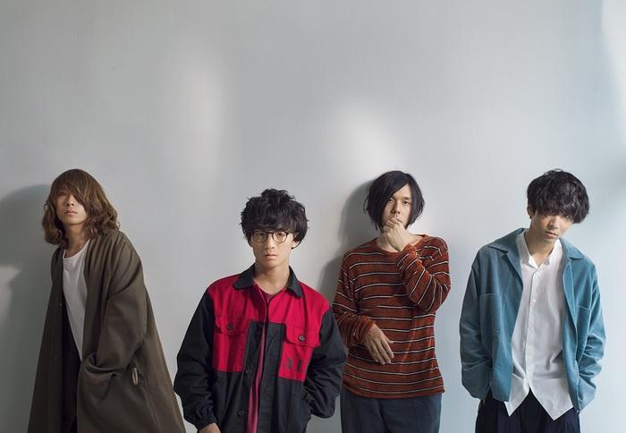 ヒトリエ、ベスト・アルバム『4』の延期リリース日が8/19に決定。ツアーは全公演延期開催