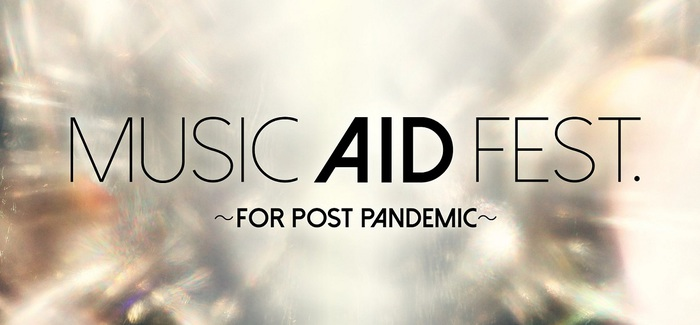 "9mm、オーラル、エルレ、サイサイ、NCIS、グリム、打首、OAUら出演。LUNA SEAホストの音楽特番""MUSIC AID FEST.~FOR POST PANDEMIC~""、5/31生放送決定"