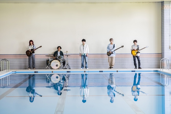 Novelbright、1stフル・アルバム『WONDERLAND』収録の注目曲「夢花火」MVを明日5/27プレミア公開。メンバーもチャットに参加